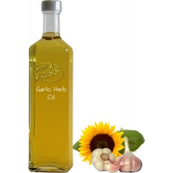 Garlic Herb Oil