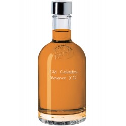 Old Calvados Reserve X.O., 6 years