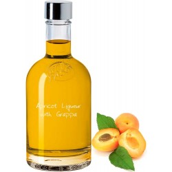 Apricot Liqueur with Grappa