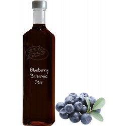 Blueberry Balsamic Star