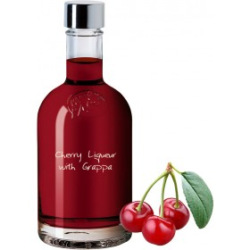 Cherry Liqueur with Grappa