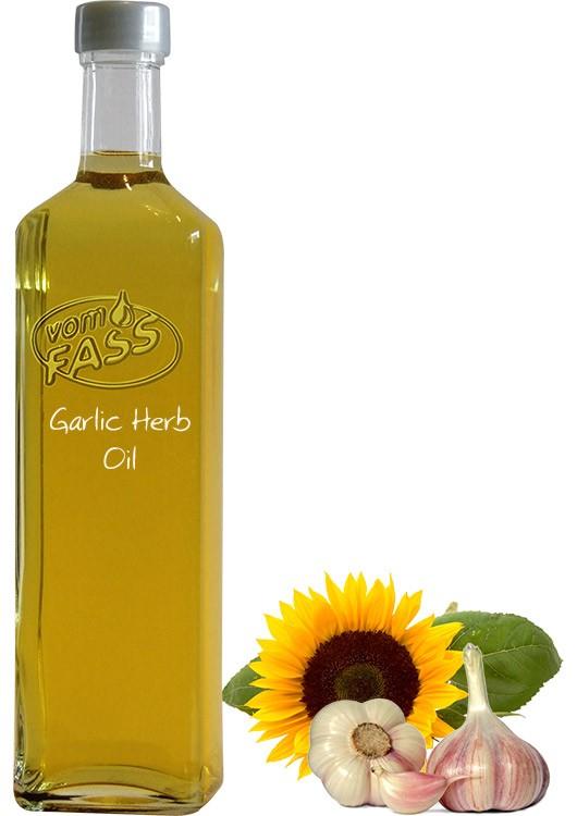 Garlic Herb Oil