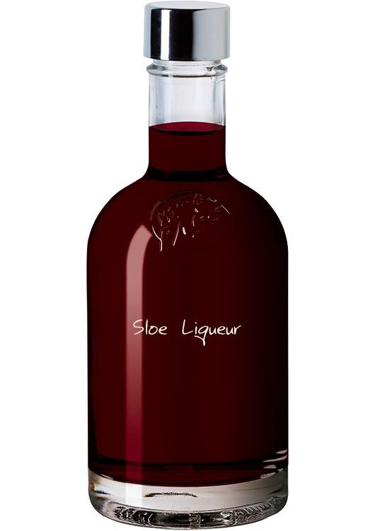 Sloe Liqueur
