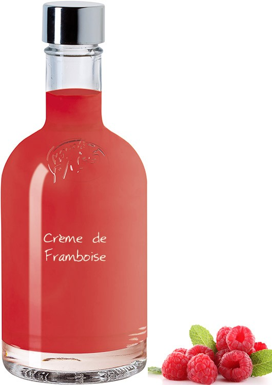 Crème de Framboise - Raspberry Liqueur