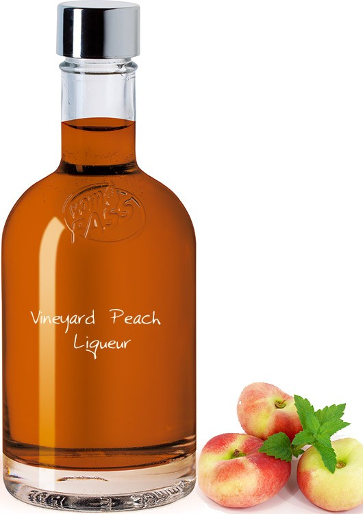 Vineyard Peach Liqueur
