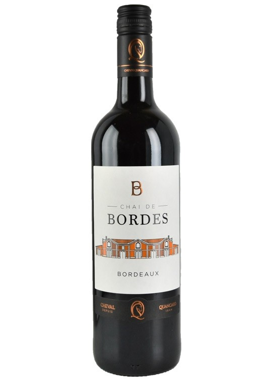 2010 Chai de Bordes Rouge