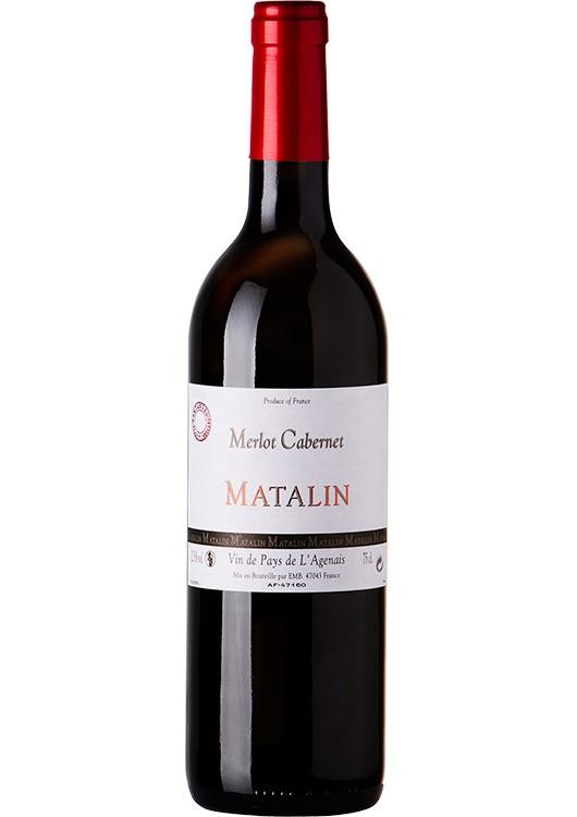 2011 Cabernet Merlot Matalin