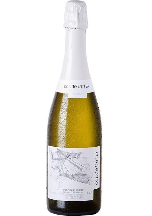 Col de L'Utia Prosecco Spumante extra dry DOCG