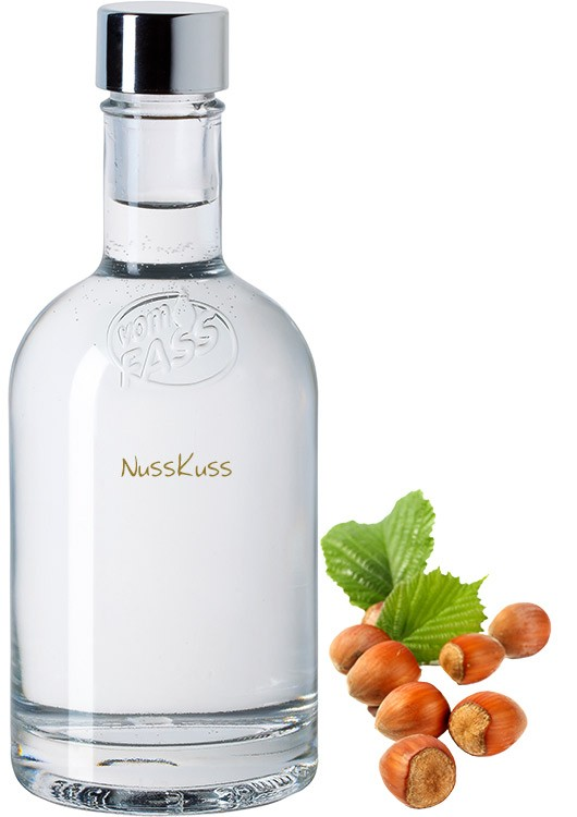 """NussKuss"" - Nussler Nut Spirit"