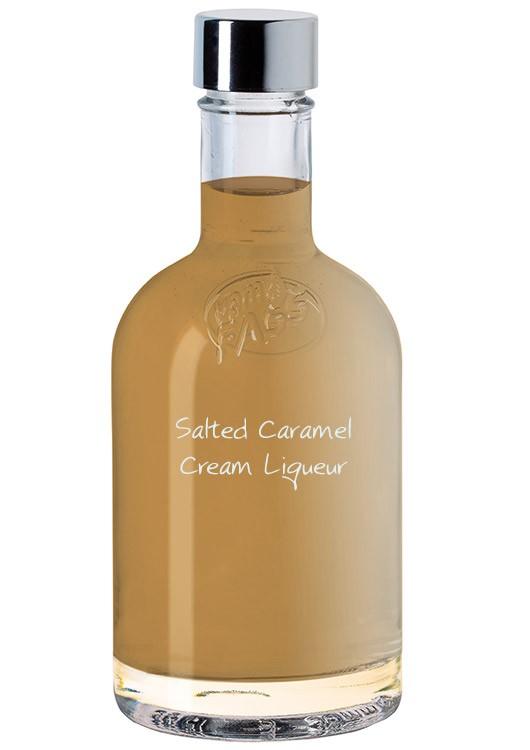 Salted Caramel Cream Liqueur