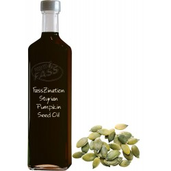 FassZination Styrian Pumpkin Seed Oil