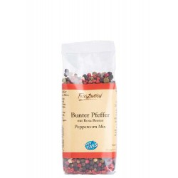 Colorful Peppercorns with Pink Berries - Bag