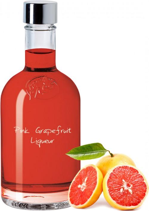 Pink Grapefruit Liqueur