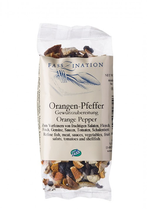 Orange Pepper Whole Blend - Bag